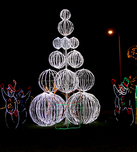 Hidalgo Christmas Lights 2021 Hidalgo Festival Of Lights